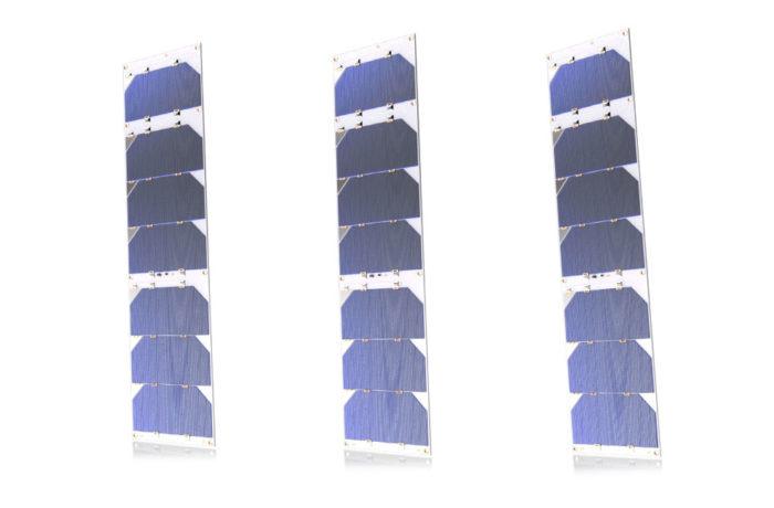 Солнечные панели размер 3U