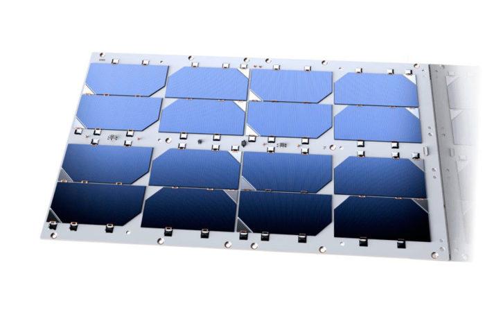 Солнечные панели размер 6U
